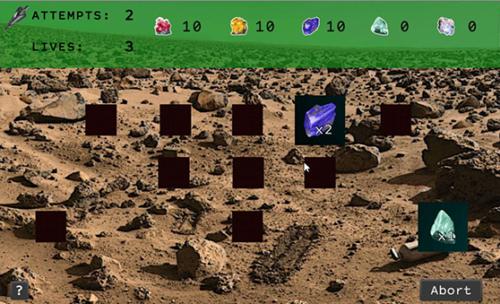 Mining Minigame